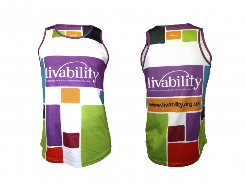 leading running vests