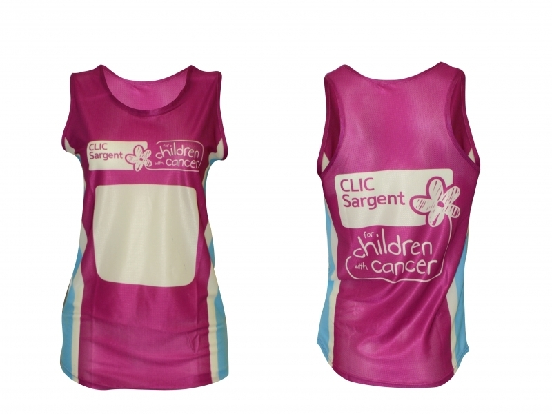 sublimation printed vests