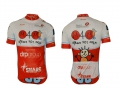 Charity retro cycle jersey