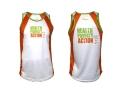 london marathon vest
