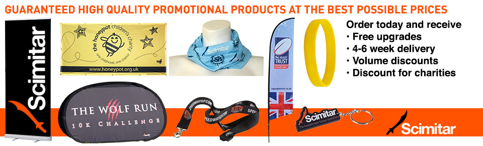 Charity Promotional Goods