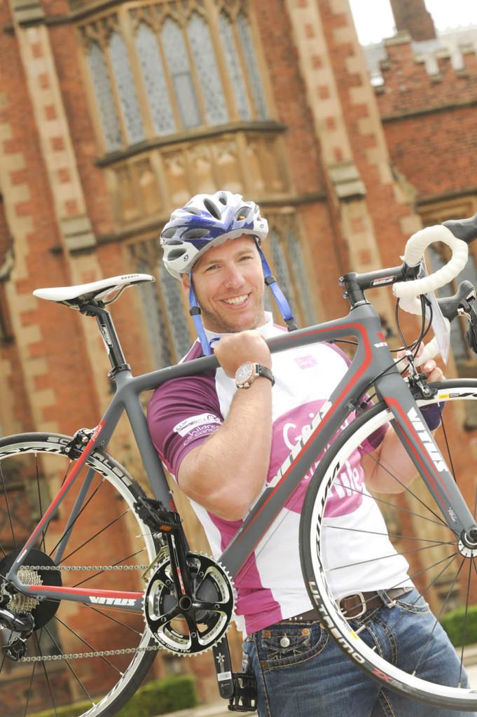Printed Charity Cycle jerseys