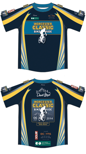 bespoke charity cycle jerseys